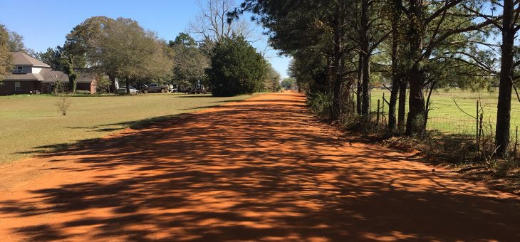 Red Clay Road (Autauga Road 100)