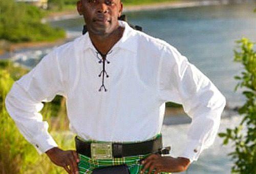 The Black Irish of the Carribean