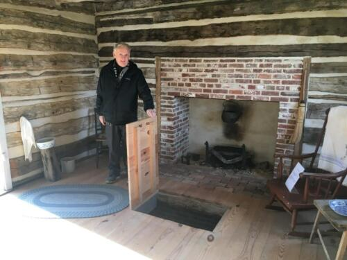 Jok Walsh, Caroline County, MD Historical Society