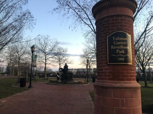 Tubman Garrett Waterfront Park